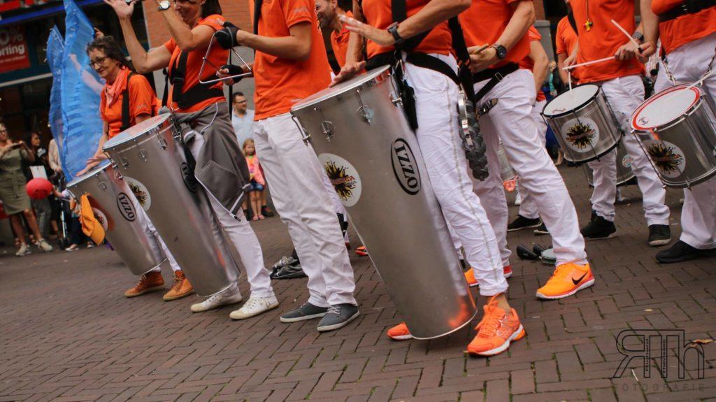 instrumenten sambaband maisquenada