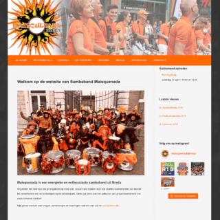 maisquenada nieuwe website online