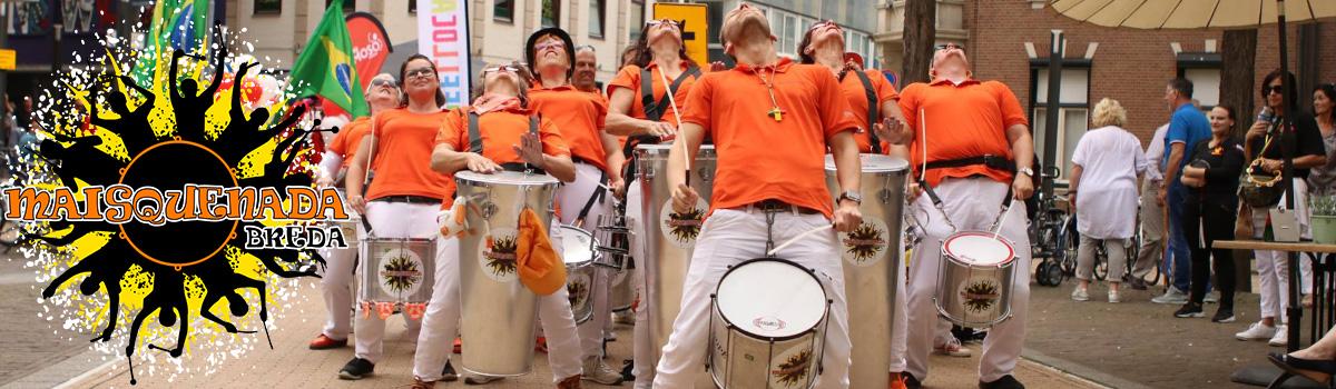 Sambaband Maisquenada